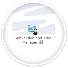 Subversion and trac integration cPanel theme